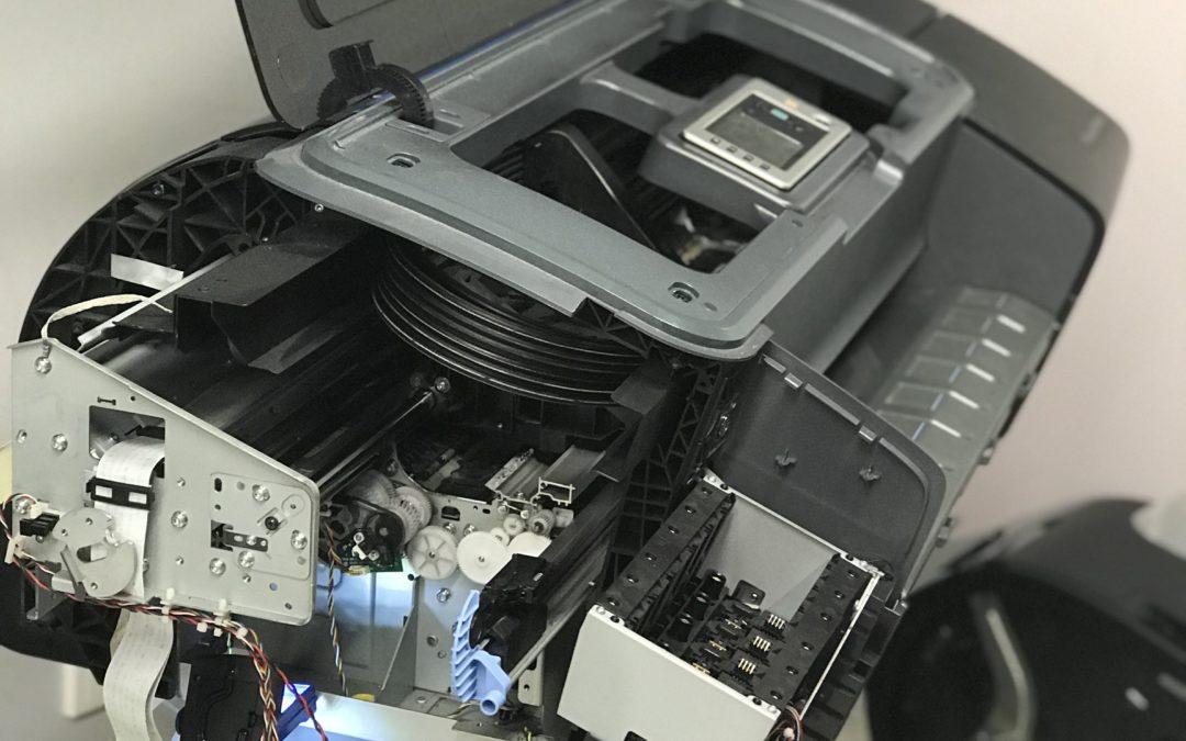 Printer & Plotter Servicing